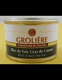 Bloc de Foie de Canard 65gr