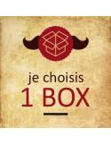1 box coeur de volcan (s'abonner)
