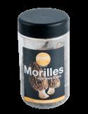Champignons séchés aux Morilles